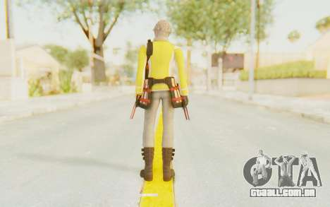 Final Fantasy XIII-2 - Hope Estheim para GTA San Andreas terceira tela