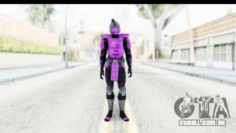 Cyber Rain MK3 para GTA San Andreas segunda tela