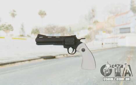 Revolver from TF2 para GTA San Andreas segunda tela
