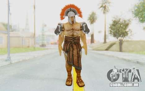 Hercules Skin v2 para GTA San Andreas segunda tela