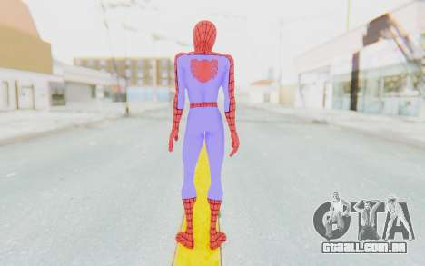 Ultimate Spider-Man - Spider-Man para GTA San Andreas terceira tela