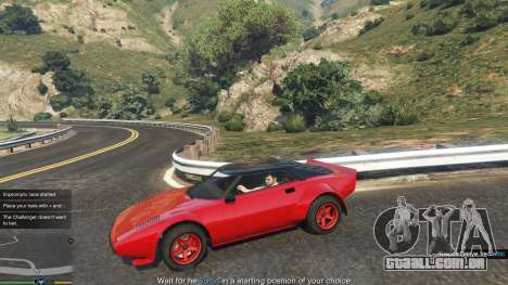 GTA 5 Impromptu Races 1.8 segundo screenshot