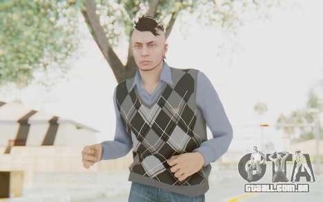 GTA Online Finance and Felony Skin 2 para GTA San Andreas