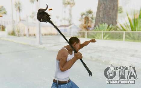 Skull of Corruption para GTA San Andreas terceira tela