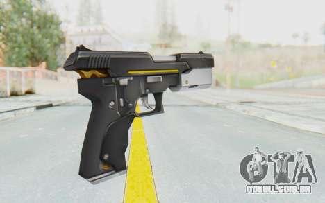 Yuri Pistol para GTA San Andreas segunda tela