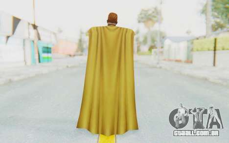 Marvel Future Fight - Hyperion para GTA San Andreas terceira tela