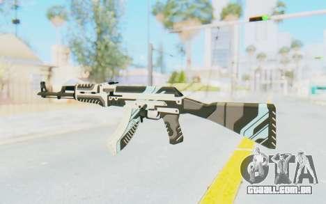 CS:GO - AK-47 Vulcan para GTA San Andreas segunda tela