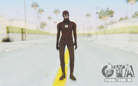 The Flash CW para GTA San Andreas segunda tela