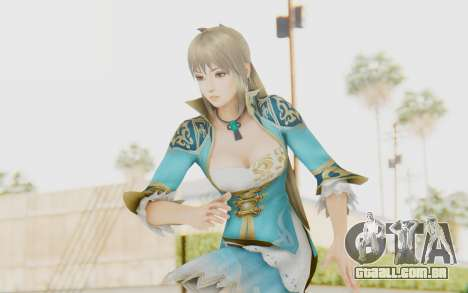 Dynasty Warriors 8 - Wang Yuanji para GTA San Andreas
