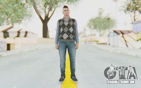 GTA Online Finance and Felony Skin 2 para GTA San Andreas segunda tela