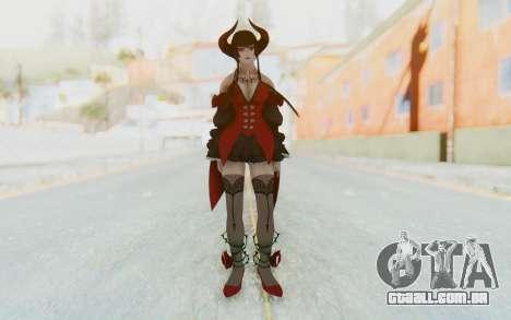 Eliza Skin para GTA San Andreas segunda tela