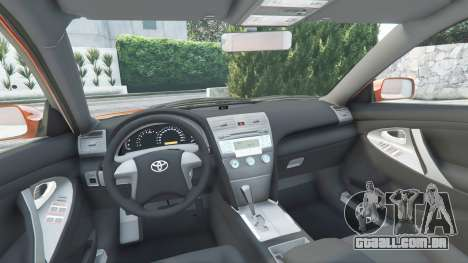 Toyota Camry V40 2008 [add-on] para GTA 5