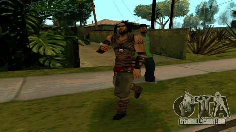 Prince Of Persia Warrior Within para GTA San Andreas