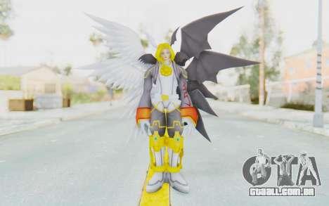 Digimon Masters Lucemon Falldown Mode para GTA San Andreas segunda tela