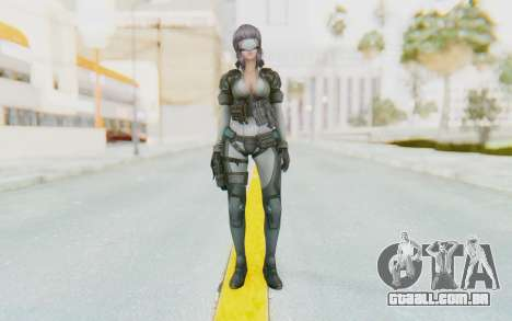 Ghost In The Shell First Assautl Motoko v1 para GTA San Andreas segunda tela