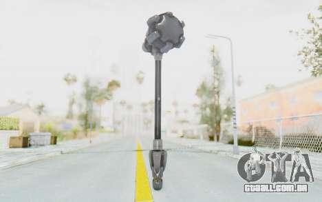 Reinhardt Hammer para GTA San Andreas segunda tela