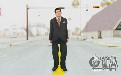 Mafia 2 - Joe Suit para GTA San Andreas segunda tela