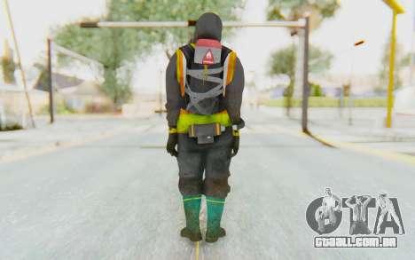 The Division Cleaners - Incinerator para GTA San Andreas terceira tela