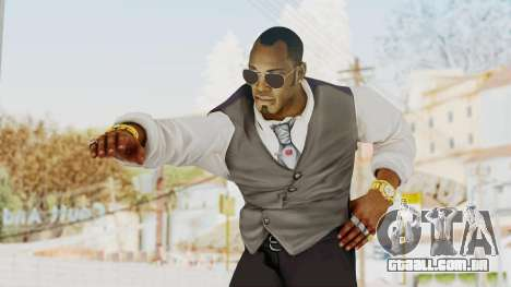 Dead Rising 2 Off The Record TK Coat Less para GTA San Andreas