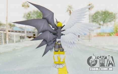 Digimon Masters Lucemon Falldown Mode para GTA San Andreas terceira tela