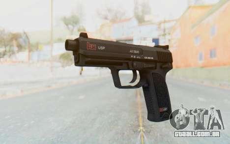 H&K 45 para GTA San Andreas