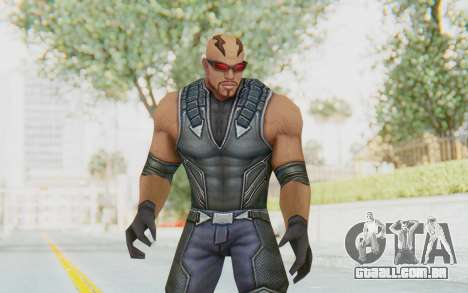 Marvel Future Fight - Blade para GTA San Andreas
