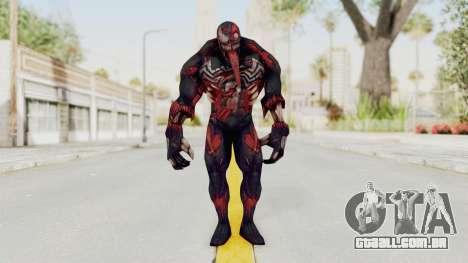 Marvel Future Fight - Venom Secret War (Zombie) para GTA San Andreas segunda tela