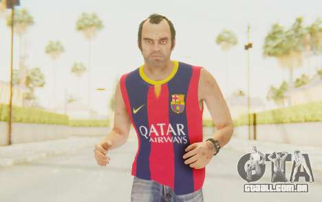 Trevor Barcelona para GTA San Andreas