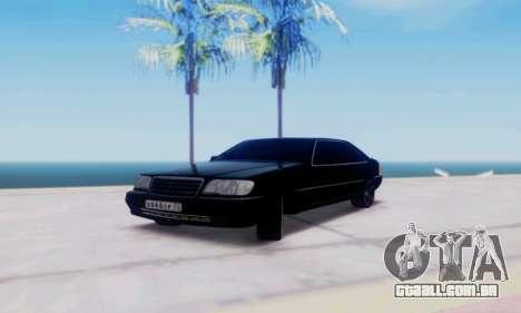 Mercedes-Benz MB W140 1999 para GTA San Andreas