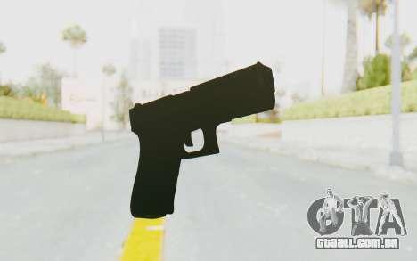 GTA 5 Hawk & Little Pistol .50 para GTA San Andreas segunda tela