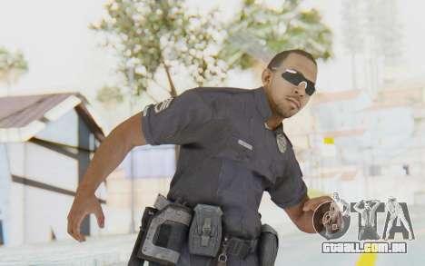 CoD Ghost Elite PMC Assault para GTA San Andreas