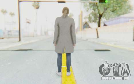 GTA Online Finance and Felony Skin 4 para GTA San Andreas terceira tela