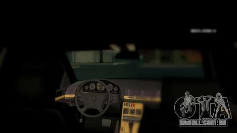 Mercedes-Benz S600 W140 AMG para GTA San Andreas vista direita