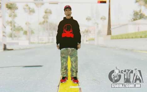 Maddogg Skin para GTA San Andreas segunda tela