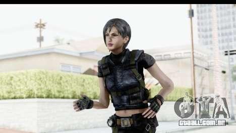 Resident Evil 4 UHD Ada Wong Assignment para GTA San Andreas