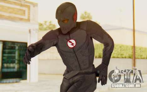 The Flash CW - Black Flash para GTA San Andreas