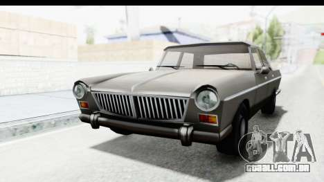 Simca Vedette from Bully para GTA San Andreas