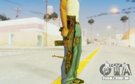ACR CQB Magma para GTA San Andreas terceira tela