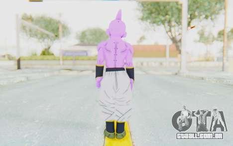 Dragon Ball Xenoverse Kid Buu v2 para GTA San Andreas terceira tela