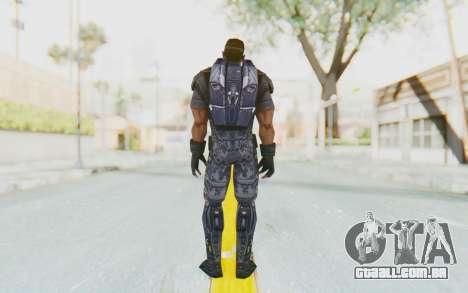 Marvel Future Fight - Falcon para GTA San Andreas terceira tela