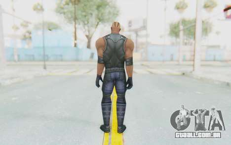 Marvel Future Fight - Blade para GTA San Andreas terceira tela