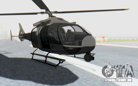 GTA 5 Maibatsu Frogger Civilian IVF para GTA San Andreas