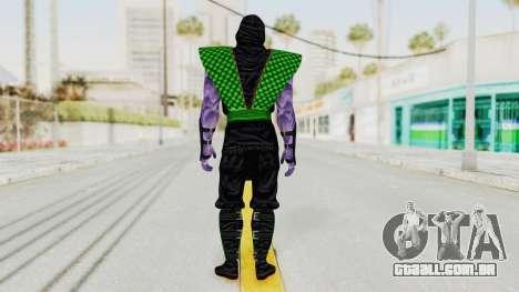 Snake MK1 para GTA San Andreas terceira tela