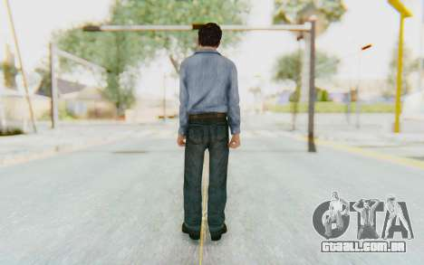 Mafia 2 - Vito Scaletta Prison para GTA San Andreas terceira tela
