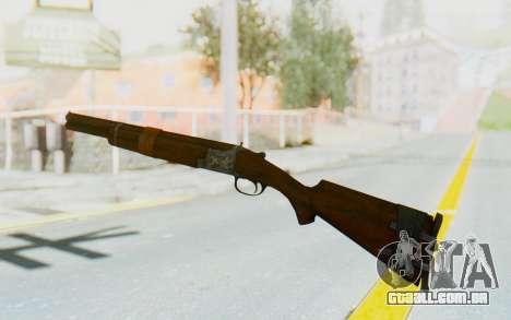 Caravan Shotgun from Fallout New Vegas para GTA San Andreas segunda tela