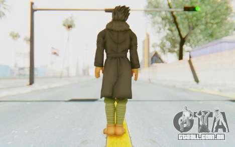 Dragon Ball Xenoverse Goten Time Patrol para GTA San Andreas terceira tela