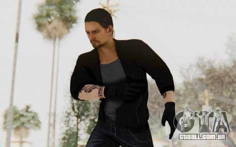 Payday 2 - Bodhi para GTA San Andreas