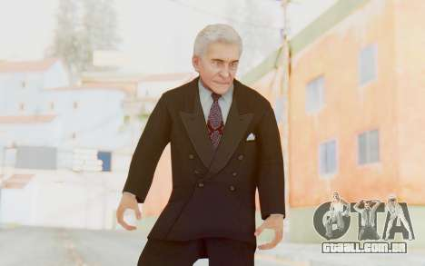 Mafia 2 - Leo Galente para GTA San Andreas