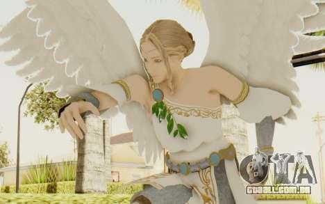 Angel Skin para GTA San Andreas