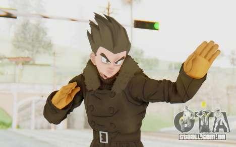 Dragon Ball Xenoverse Goten Time Patrol para GTA San Andreas